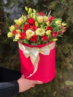 Сборная коробка с тюльпанами №6
