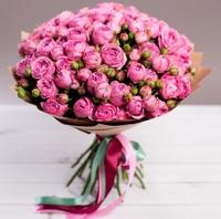 Роза пионовидная 15шт