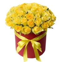 Цветы коробке 30004