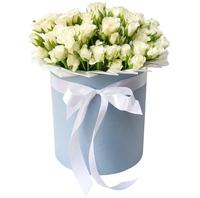 Цветы коробке 30006